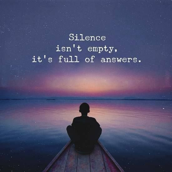 Silence -isnt-empty-its-full-of-answers
